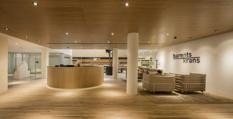Superb Sophisticated Law Firm Design By Hofman Dujardin: The BarentsKrans Project