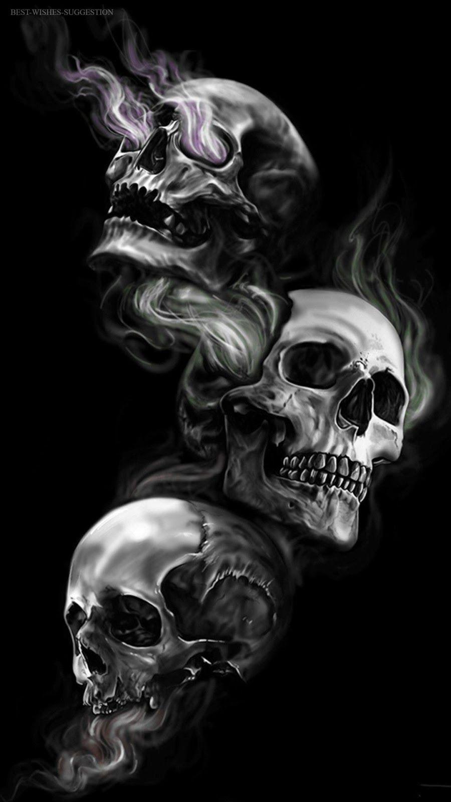 Iphone Wallpaper Iphone Mobile Wallpaper Skull Wallpaper Iphone Black Skulls Wallpaper Skulls Drawing Tattoo wallpaper for mobile