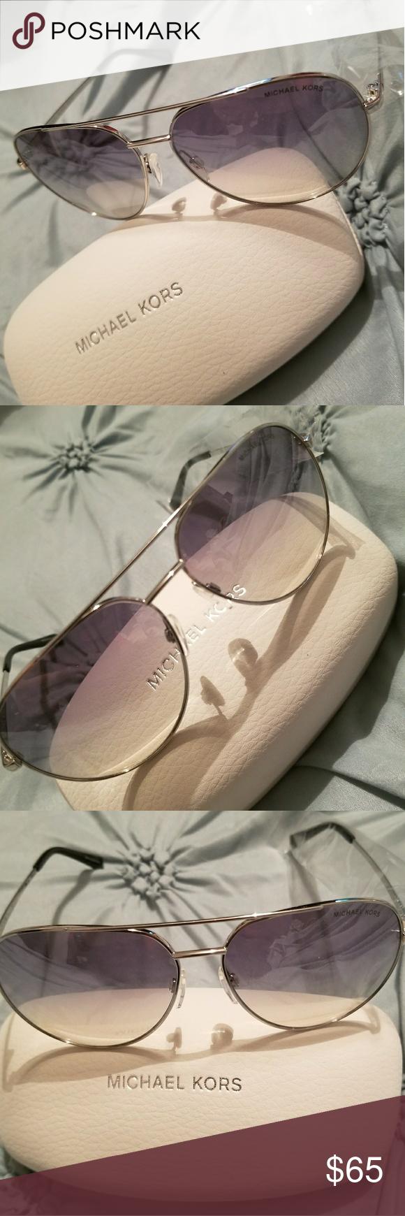 Michael Kors so glasses Aviator style glasses. Michael Kors Accessories Glasses