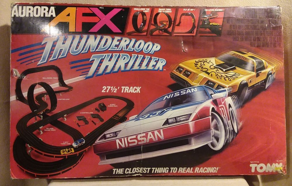 HO Slot Car AFX Racemasters Tomy 22002 Camaro SS350 Red Mega G
