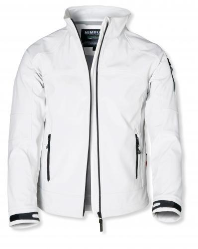 Newton softshell - Men, White | Nimbus - The Jacket Company | www.corporatefashion.dk