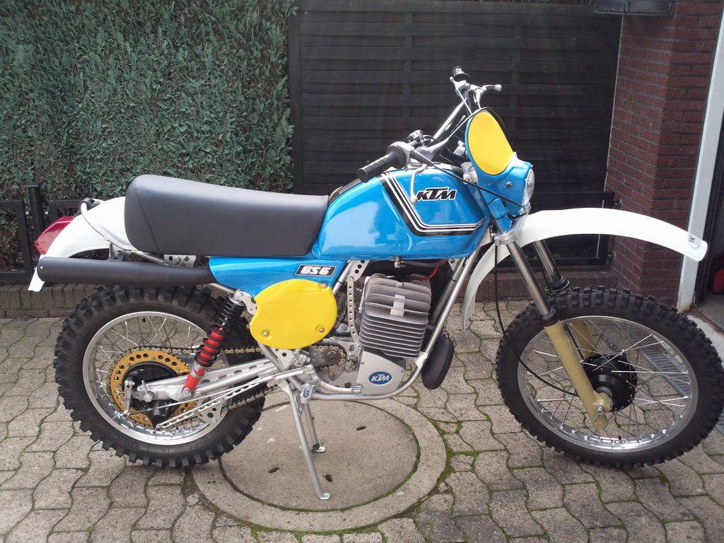 Ktm Gs 360 1976 Factory Replica Enduro Motorcycle Ktm Vintage Bikes