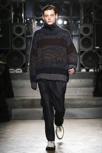 Antonio Marras Menswear Fall Winter 2014 Milan - NOWFASHION
