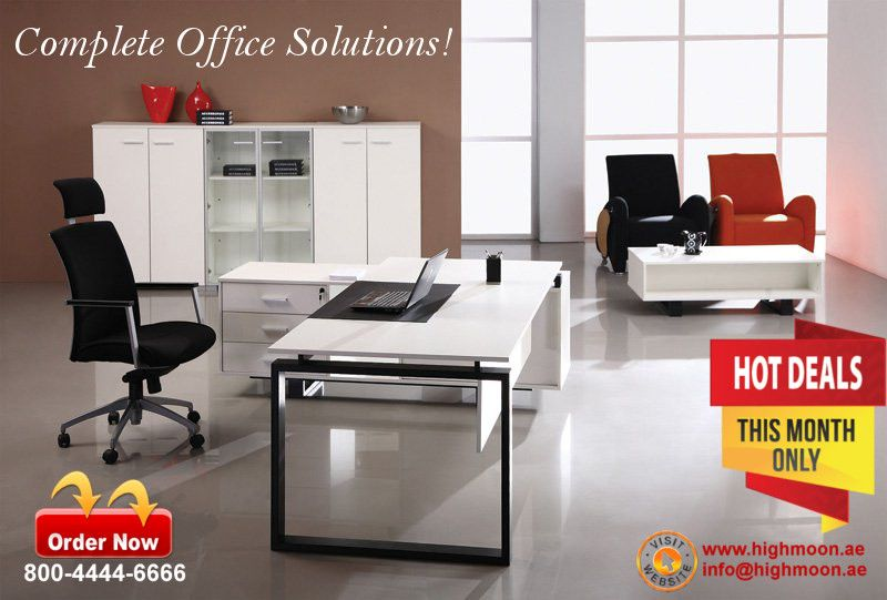 Dubai Best Office Furniture Supplier And Dealer In Uae