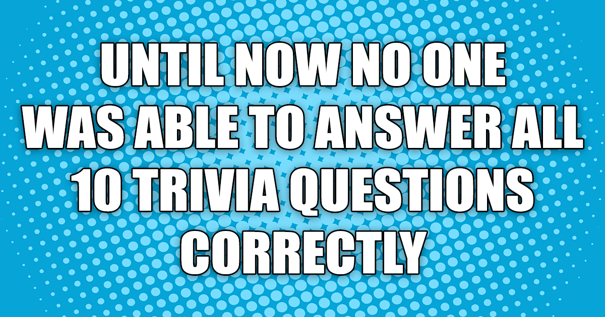 I Just Scored 10 Out Of 11 In 2020 Trivia Questions This Or