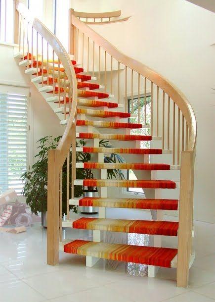 Ventajas y desventajas de las alfombras para pelda os de - Peldanos de escaleras ...