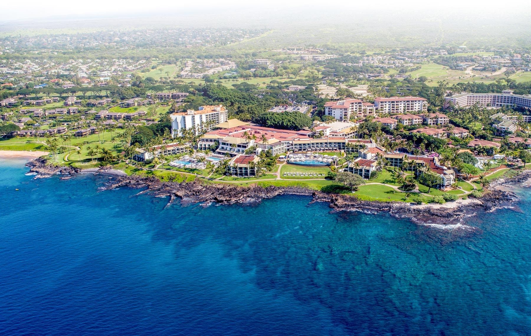 New Maui Hotel Wailea Beach Resort