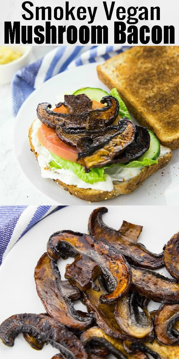 If you used to love bacon and are looking for a vegan alternative, you will LOVE this vegan bacon w