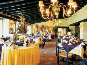 Restaurante del hotel El Tapatío Hotel and Resort