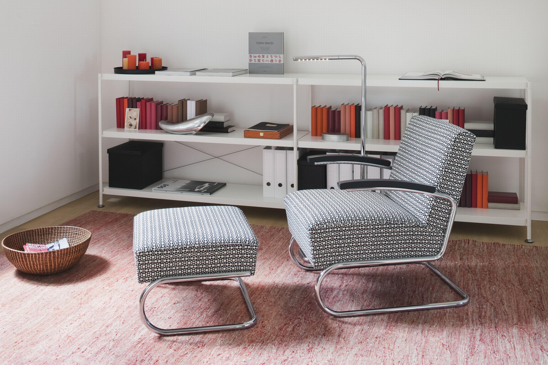 Bauhaus In Bewegung Sessel Hochwertige Möbel Möbeldesign