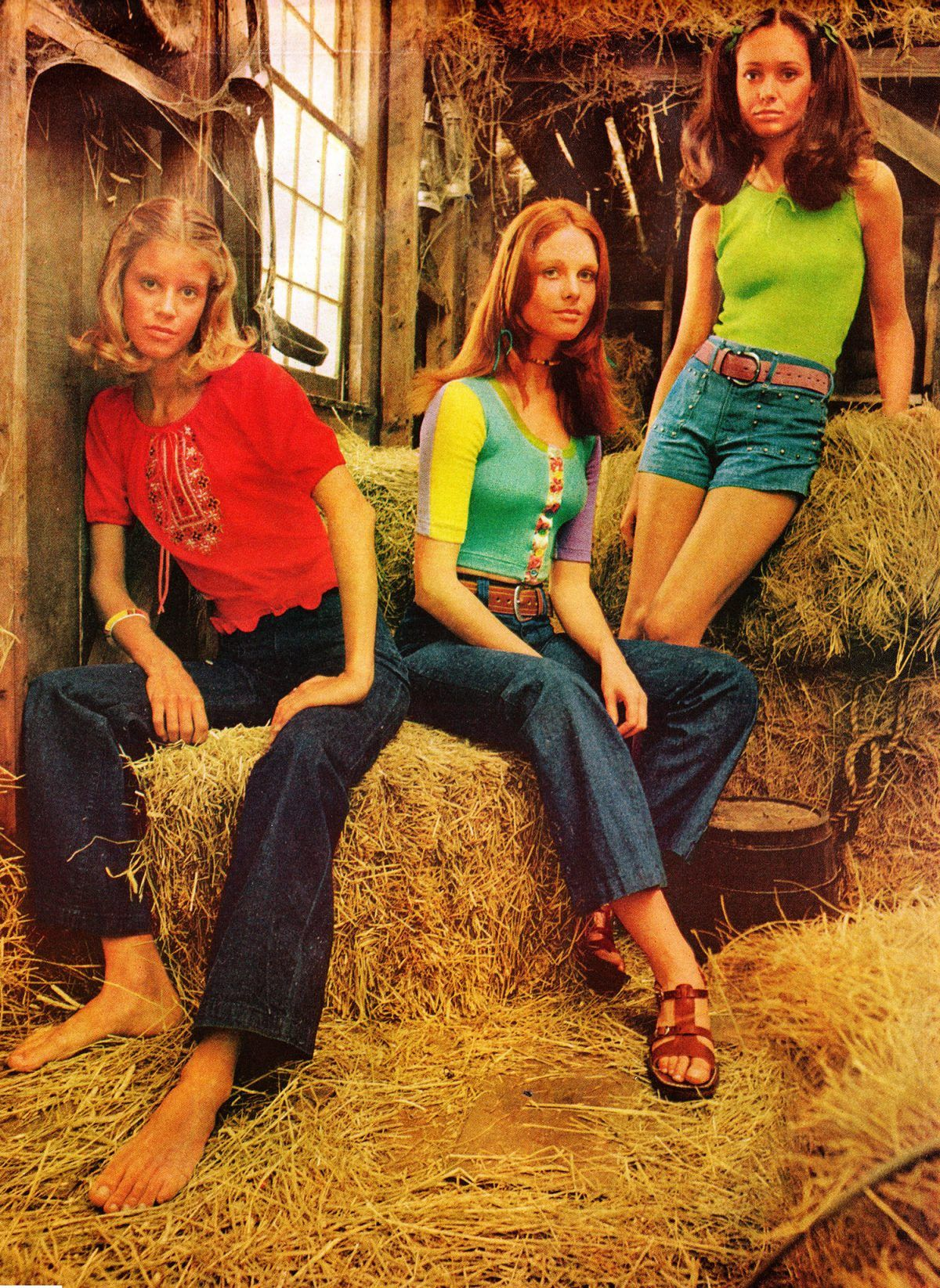 Decade of Denim: Jeans Ads and Fashions from the 1