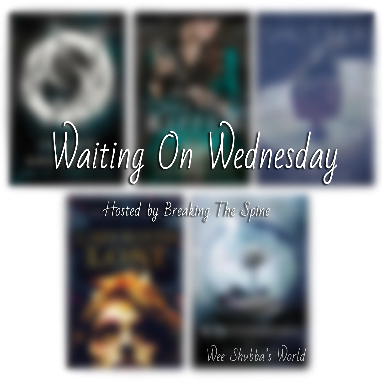 Wee Shubba's World: #WaitingOnWednesday: Stalking Jack the Ripper