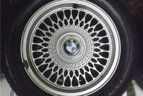E Set Of Style Wheels Tires BMW Enthusiasts Pinterest - Bmw decals for wheels