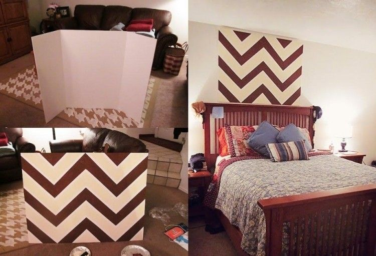 yli tuhat ideaa: wand ideen pinterestissä | wandgestaltung flur, Schlafzimmer design