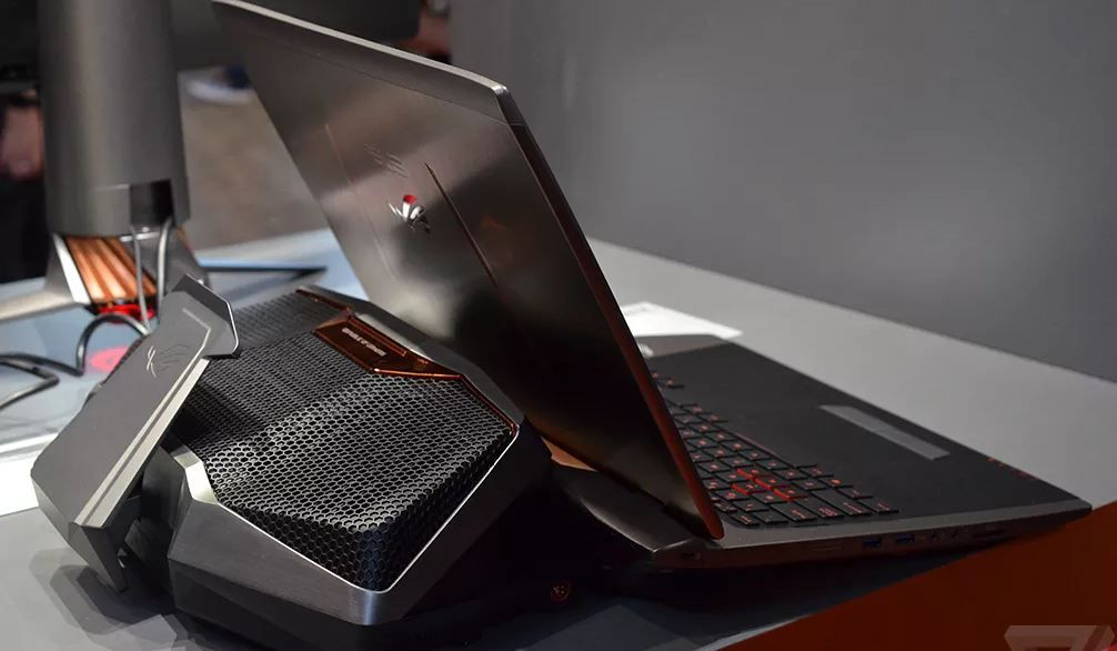 Asus Launches World S First Water Cooled Laptop With A Secretive Nvidia Gpu Laptop Cooler Laptop Computers Technology Asus