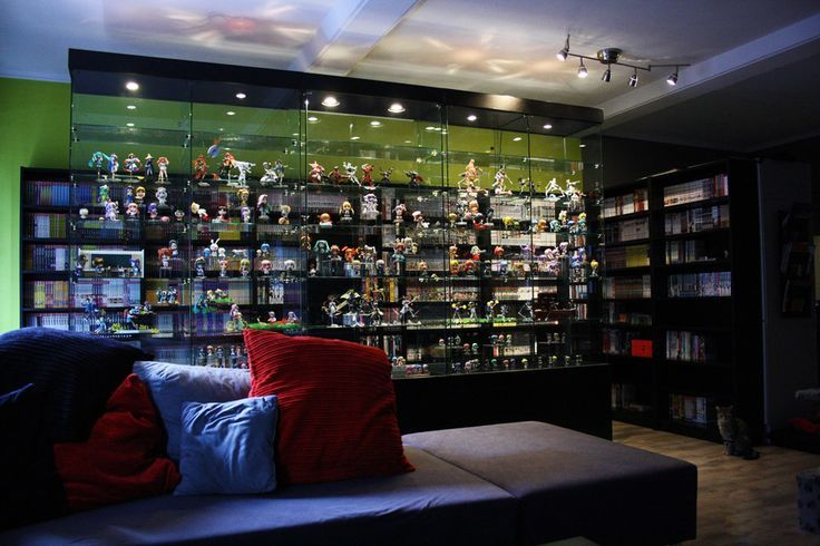 Man Cave Nicknames : Amazing action figure displays google search star wars