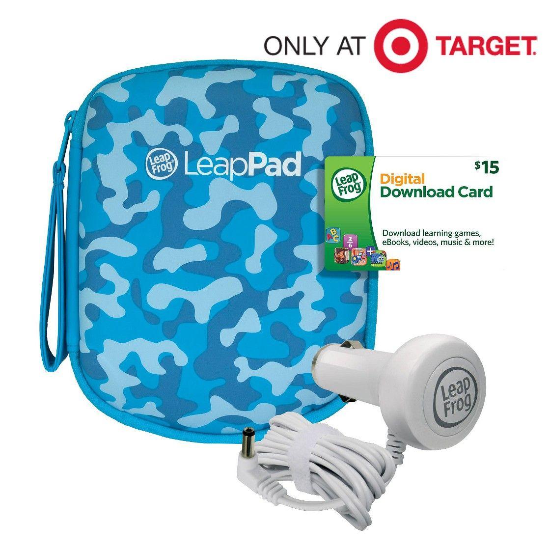 Leapfrog Leappad On The Go Accessories Bun Target