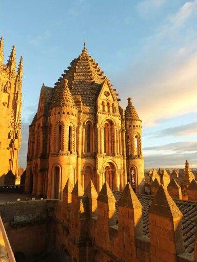 Torre del gallo catedral Salamanca