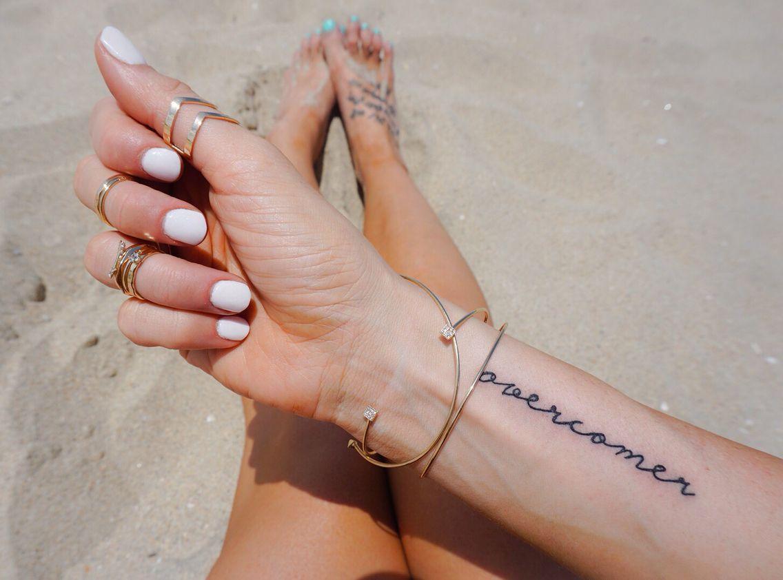 bb43546eba1b5 tattoo Instagram: @brittany_dawn_fitness   Nails, Hair, Makeup ...