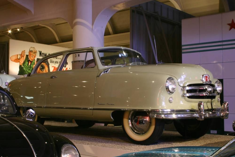 The 50s Nash Rambler that Lois Lane always drove in The Adventures ...