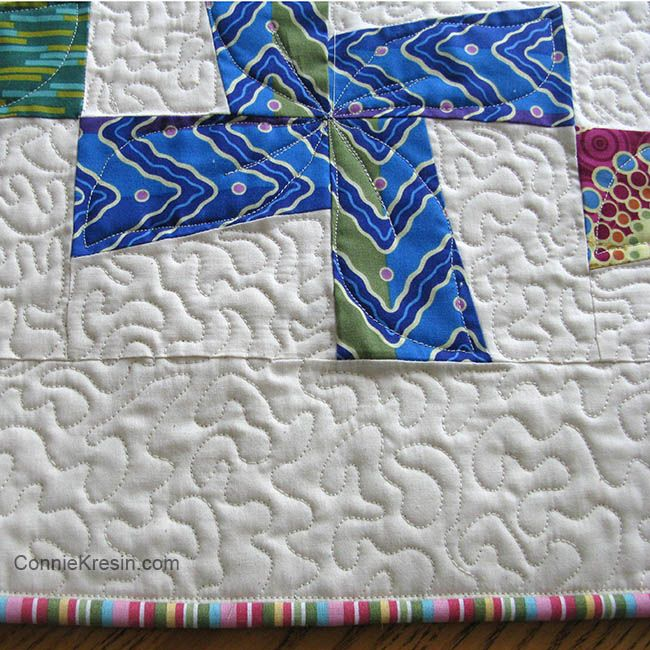 How To Add Binding To Your Quilt Using Your Sewing Machine