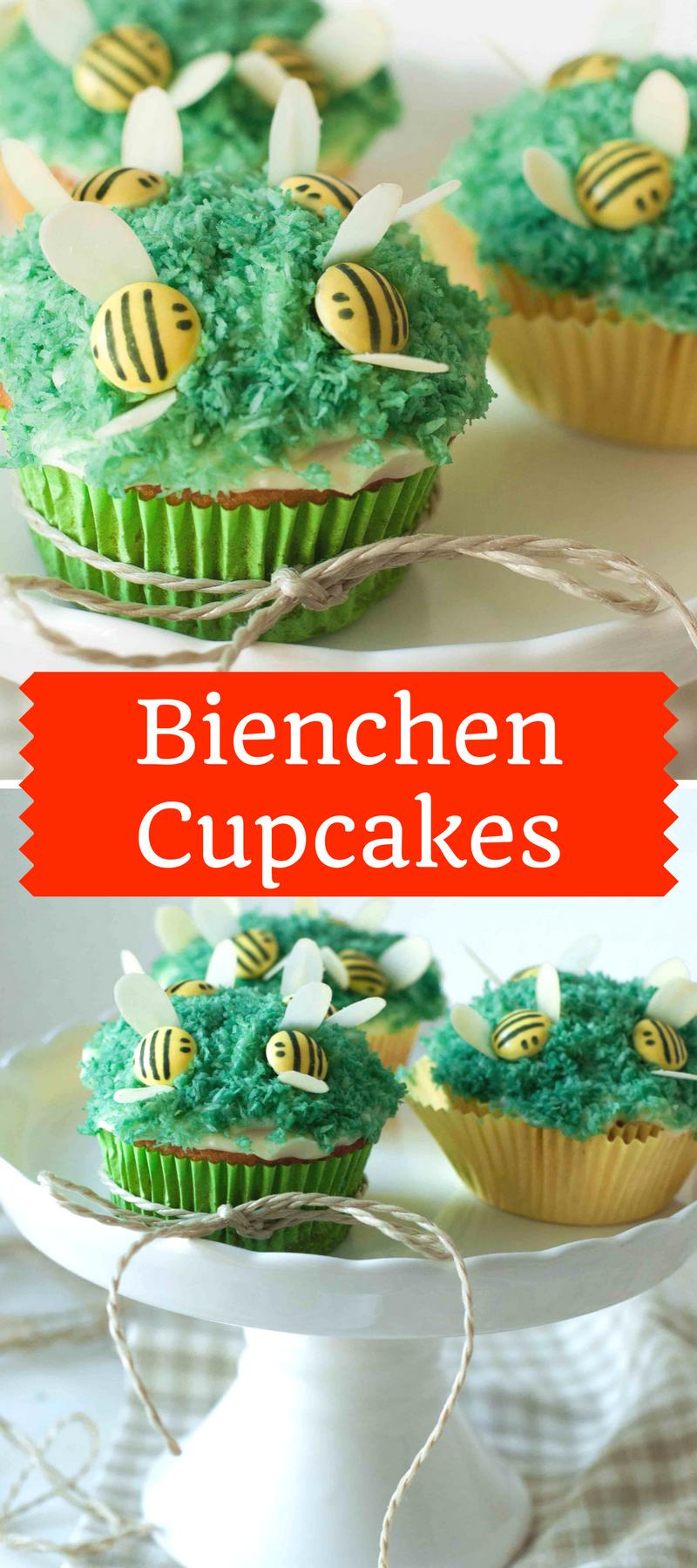 bienchen cupcakes mit smarties in 2018 madewithluba rezepte pinterest lustige cupcakes. Black Bedroom Furniture Sets. Home Design Ideas