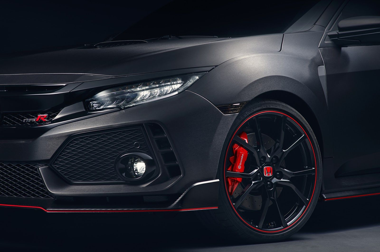 honda civic hatchback 2018 front. joining the new honda civic hatchback in a world premiere at paris auto show is 2018 front