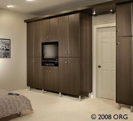 Closet Connections Offers Entertainment Centers Too! Call 313 884 1818 For  Inquiries.