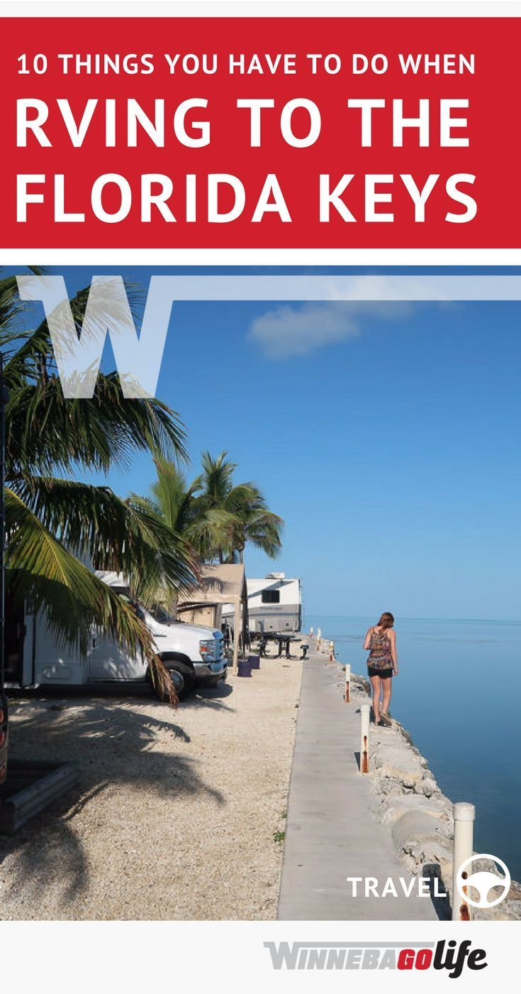 10 Things You Have to Do When RVing to the Florida Keys