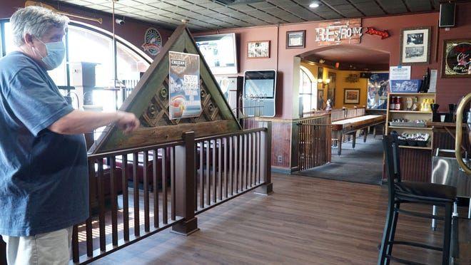 Livonia's oldest bar, Wintergarden Tavern, started as a speakeasy
