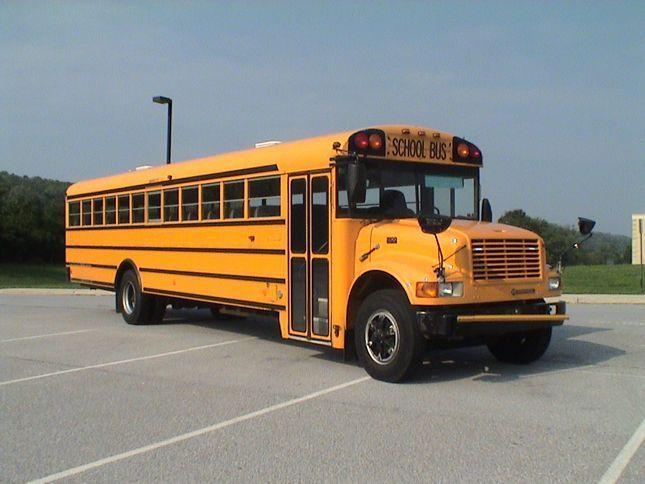 International Bus   ... - 2000 International Amtram Sc 3019 ...