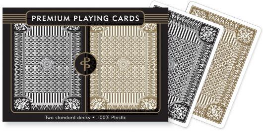 Premium Plastic Playing Cards