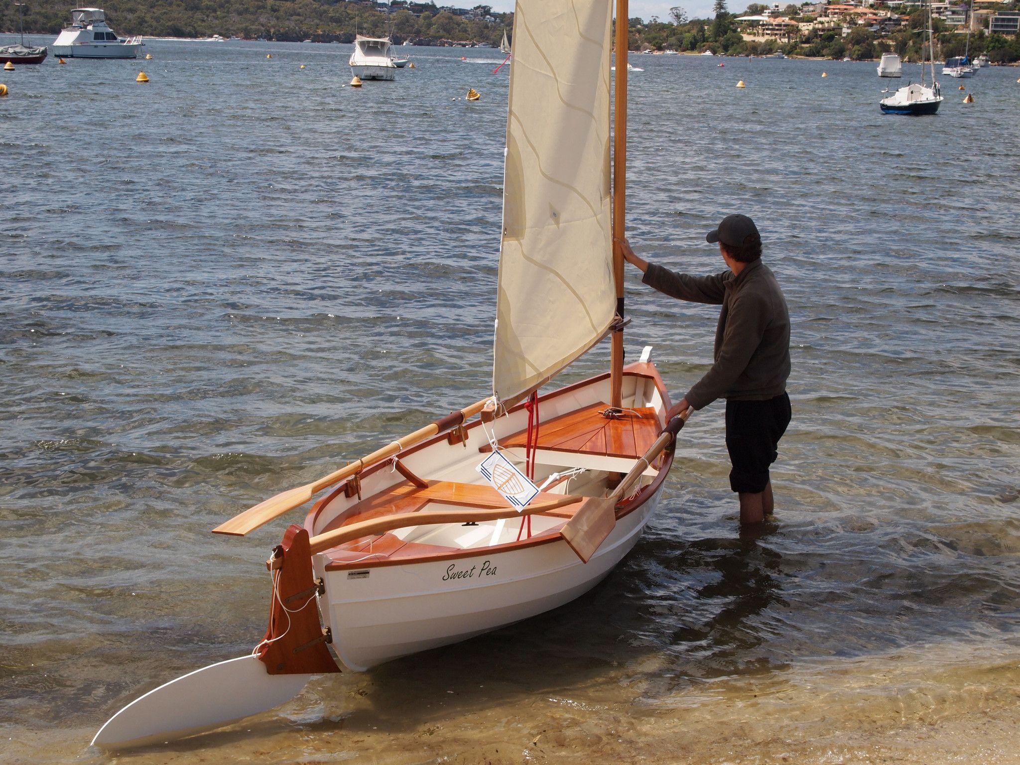 12' Maine PeaPod Boat   Boating, Wooden boats and Small sailboats