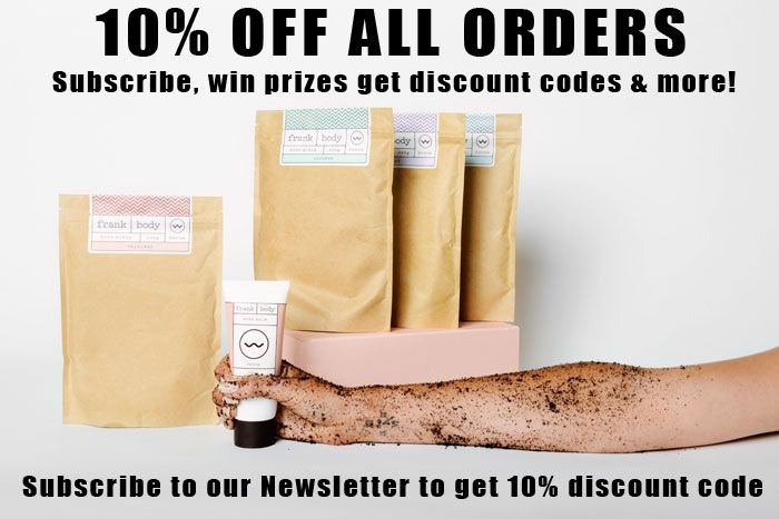 Frank body coffee scrub discount code stuff to buy pinterest frank body coffee scrub discount code fandeluxe Image collections