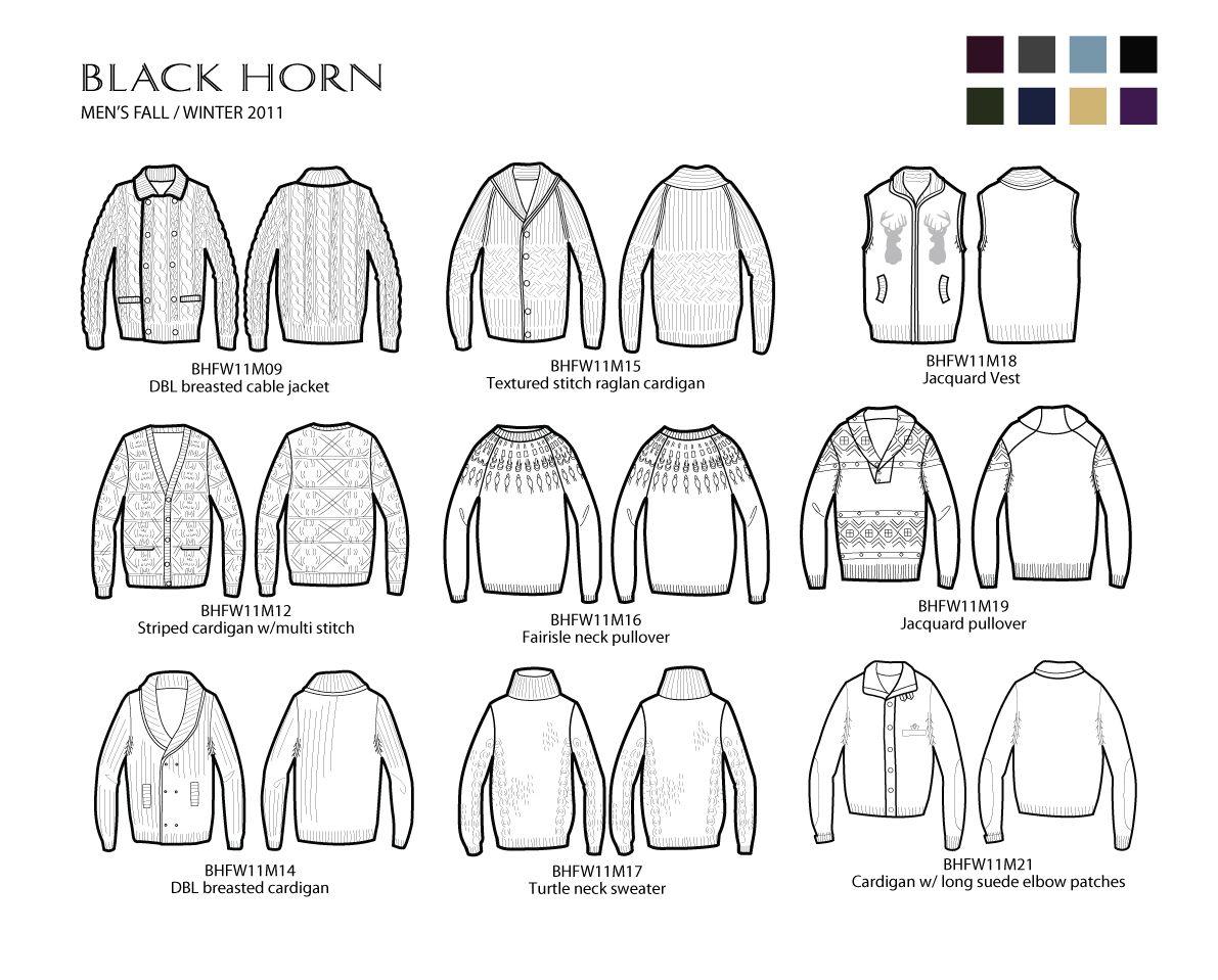 Clothing sketch by Eun Kim at Coroflot.com | fashion draw ...