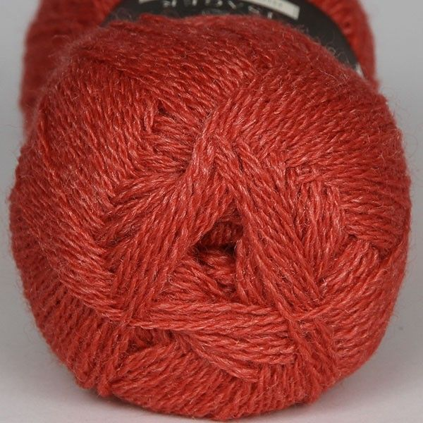 Highland Silk Coral Red - Highland Silk - Isager garn