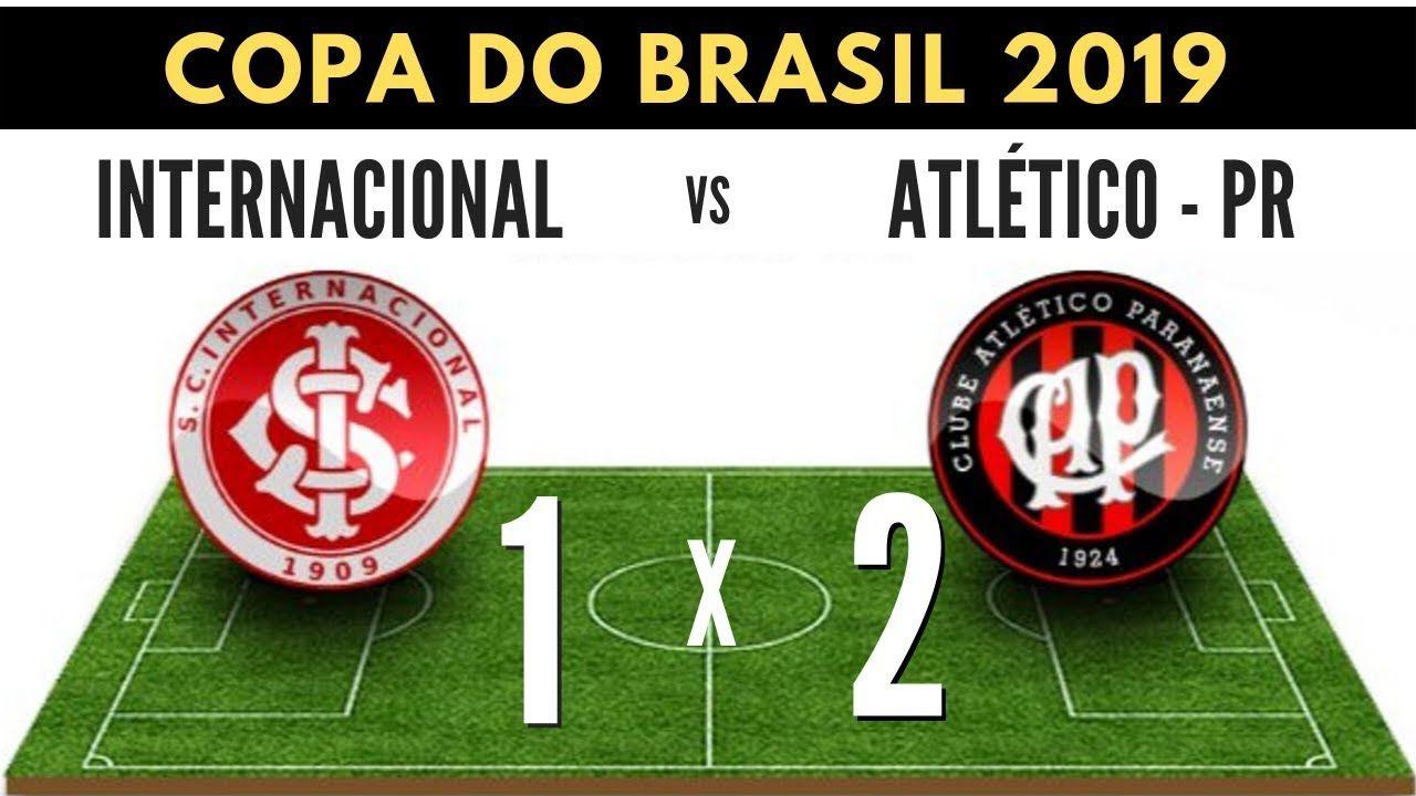 Atlético Paranaense 2 x 1 Internacional FURACÃO CAMPEÃO