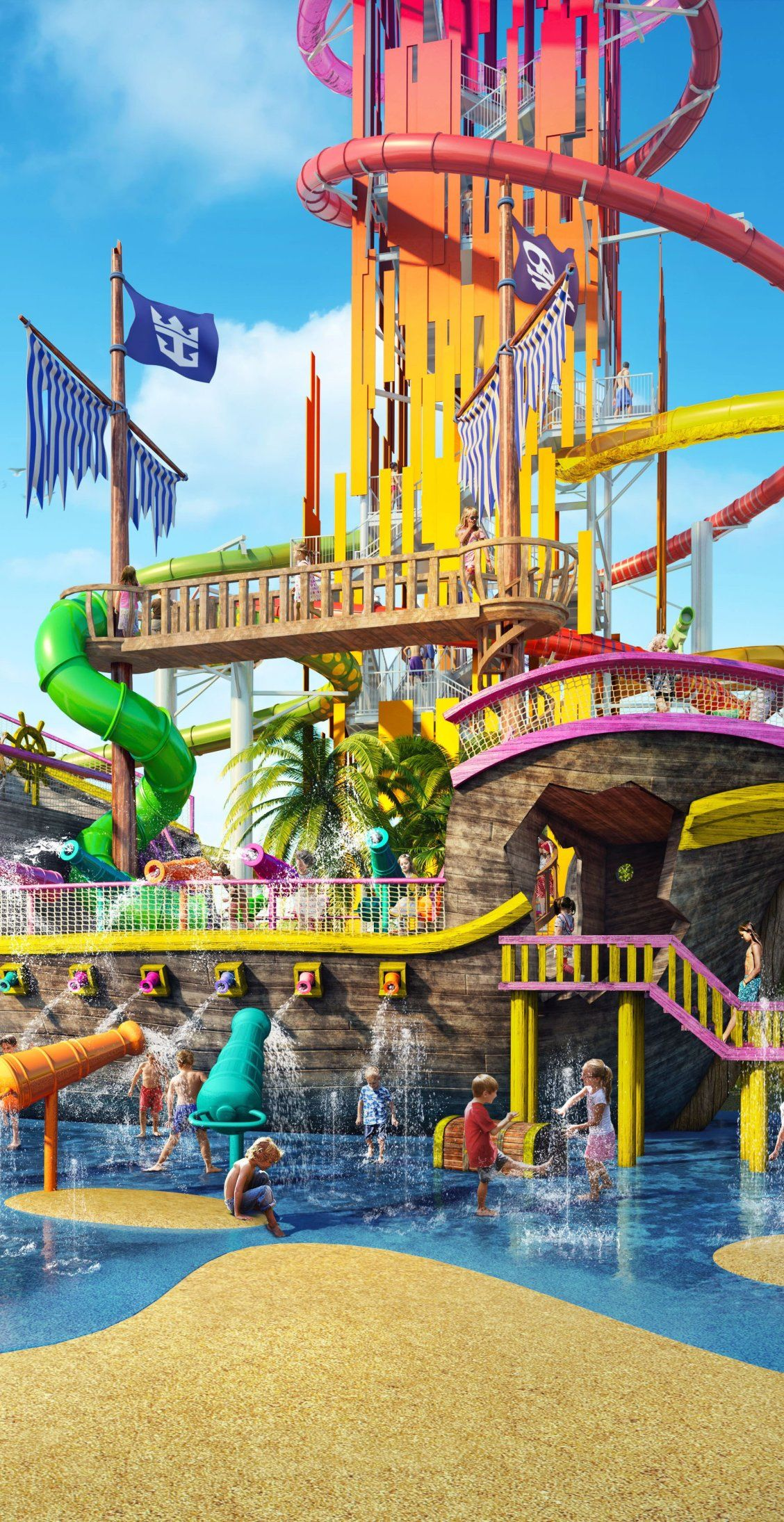 cococay bahamas whatever your thrill threshold you ll find