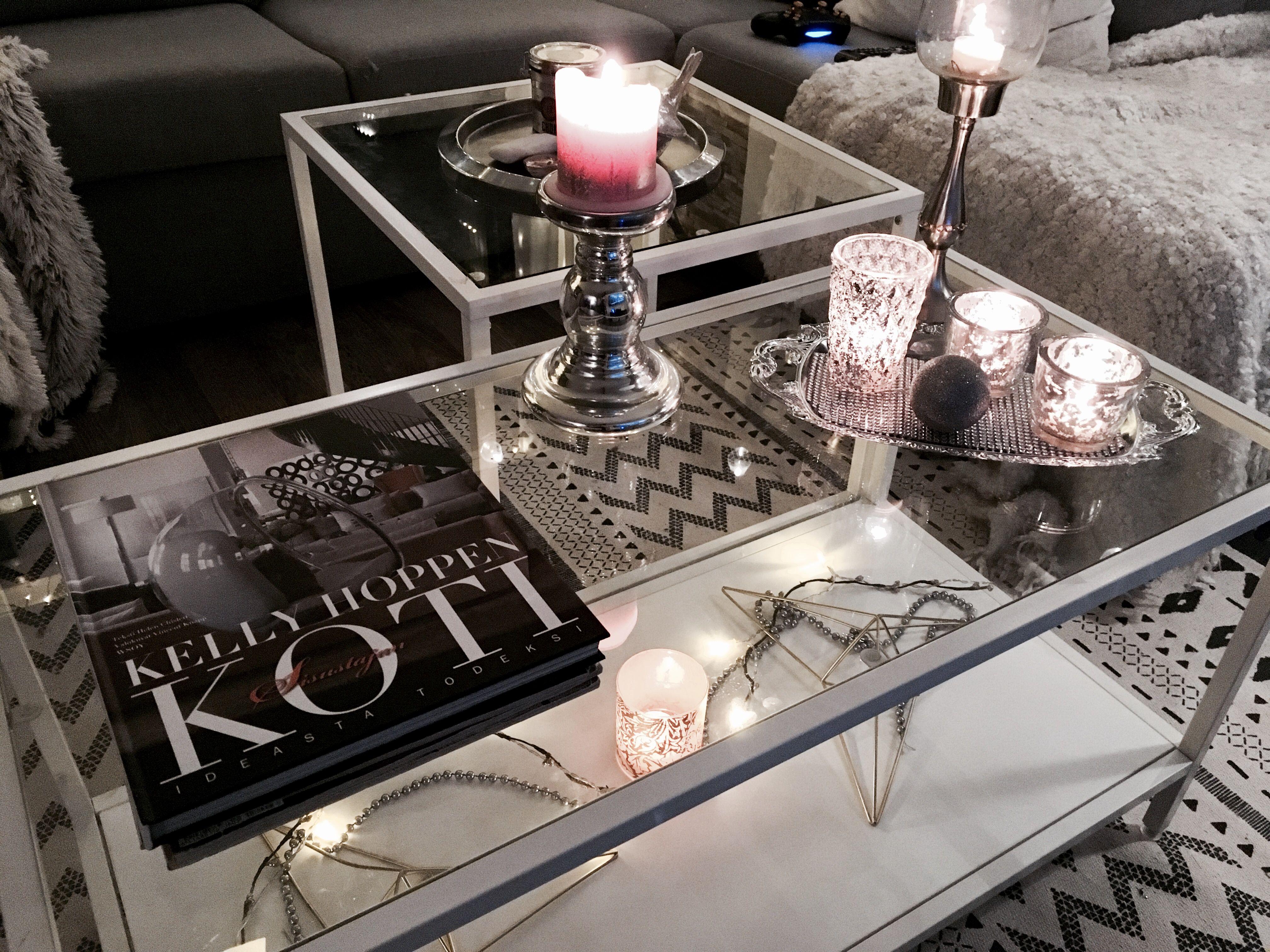 Coffee Table Ikea Vittsjo [ 3024 x 4032 Pixel ]