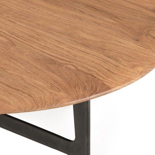 Table Basse Chêne Petit Modèle, Addisson | Tables Gigognes, Chene
