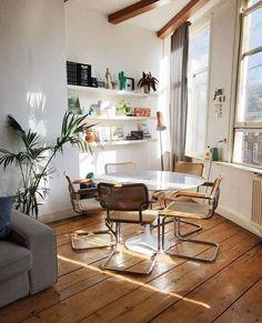 Living for those sunny mornings.   House interior, Home interior design, Room decor