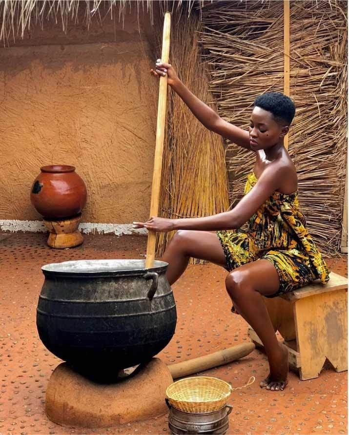50+ Photos of Beautiful African Women