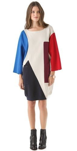 obsessed with this oversized graphic sweater from @MarcJacobsIntl #GetInMyCloset