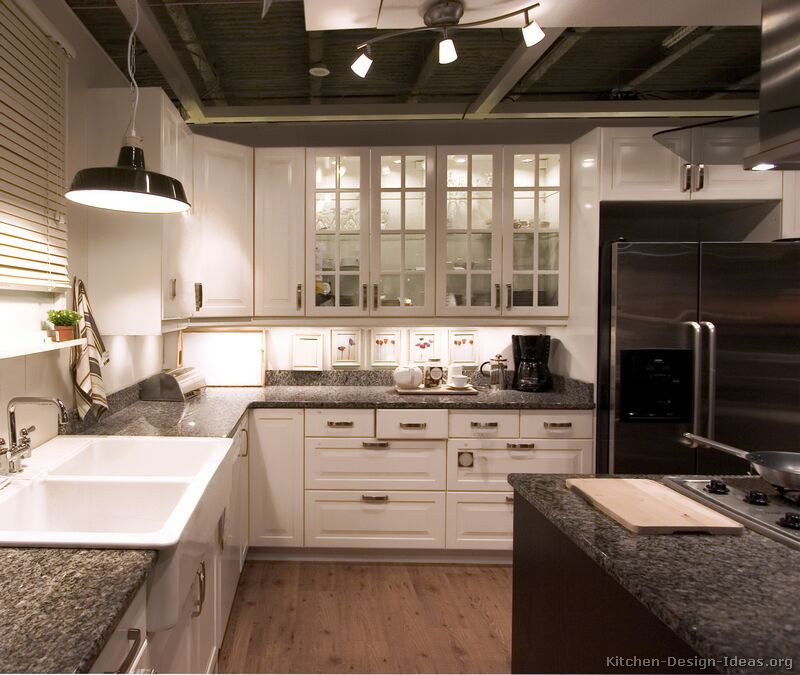 Pictures Of Kitchens Traditional White Kitchen Cabinets Page