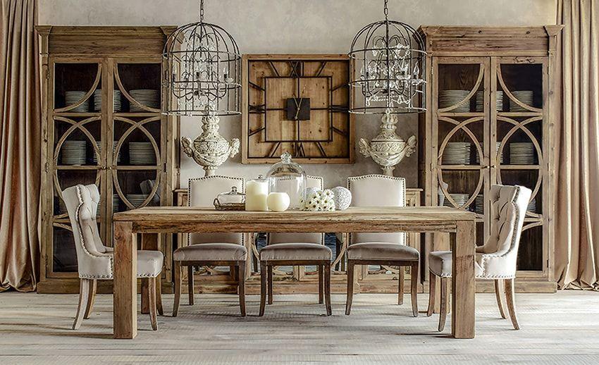 muebles comedor estilo clásico vical | Muebles Vical Home ...