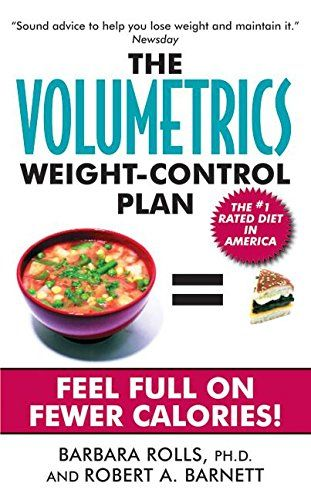 The Volumetrics Weight-Control Plan de Barbara Phd Rolls https - control plan
