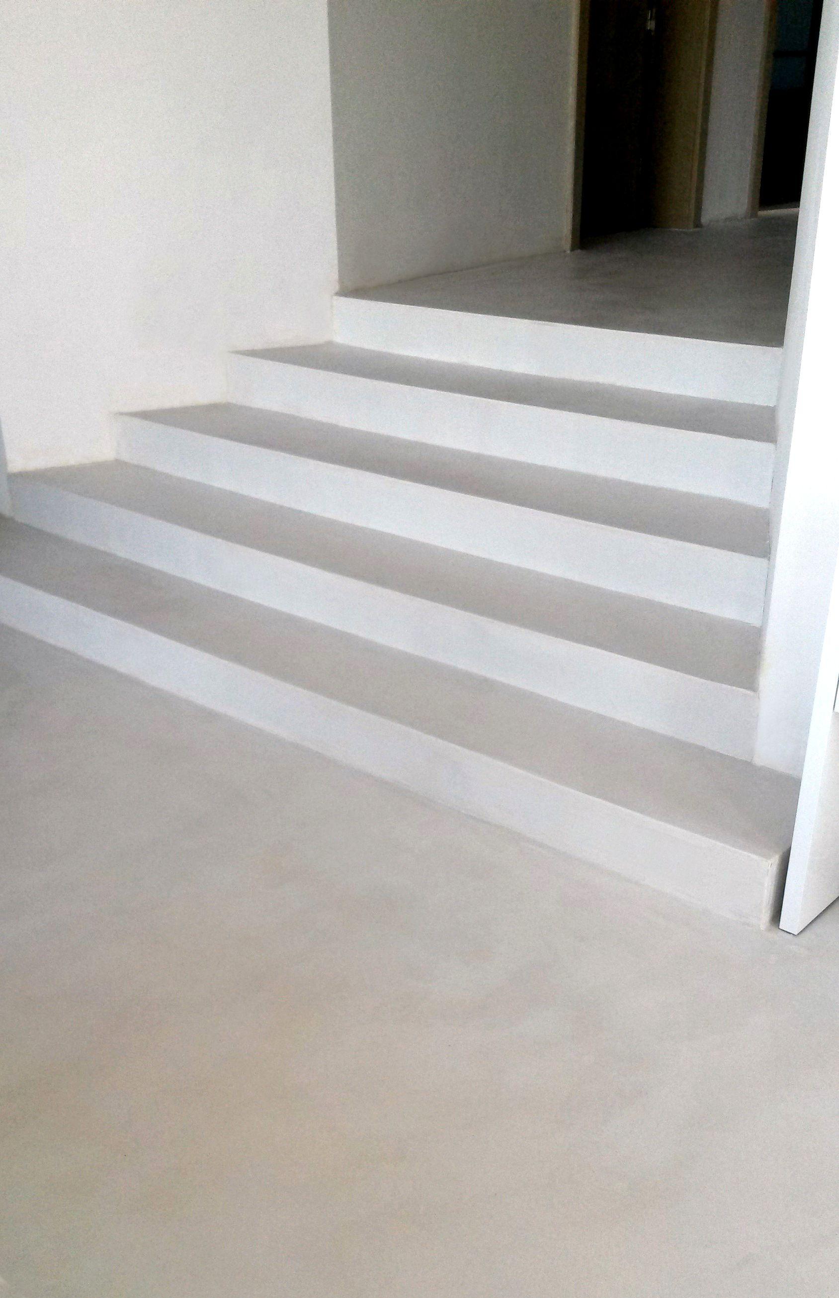 Sol Terrazzo Coulé Prix réalisation: concrete design   beton ciré, beton et cire