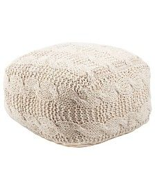Jaipur Living Kyran Cream Textured Dimensions Measures