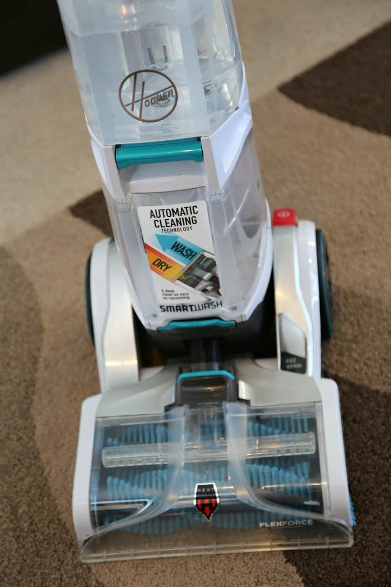 Hoover Power Scrub Deluxe Carpet Cleaner Machine And Upright Shampooer In 2020 How To Clean Carpet Carpet Cleaners Carpet Cleaner Homemade