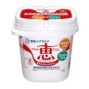 ナチュレ 恵 megumi 400g ヨーグルト 雪印メグミルク株式会社